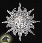Brooch: Sun Amulet